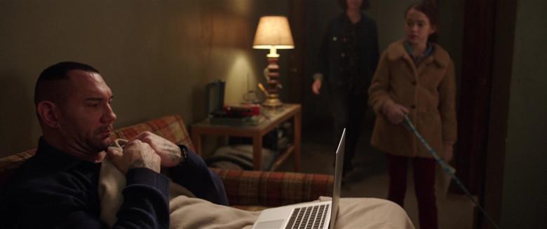 Apple MacBook Air Laptop of Dave Bautista as JJ in My Spy (1)