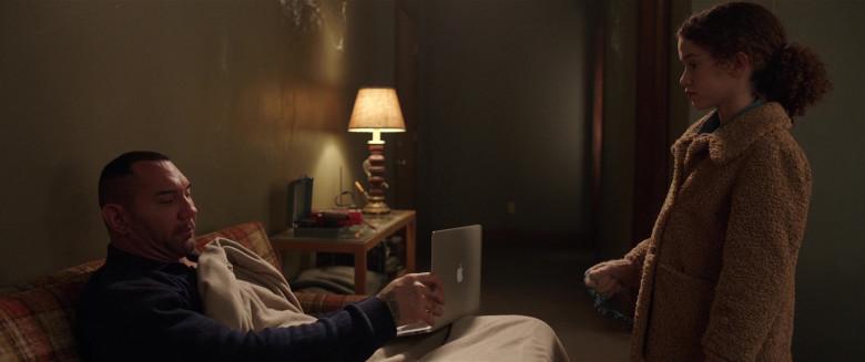 Apple MacBook Air Laptop of Dave Bautista as JJ in My Spy (3)
