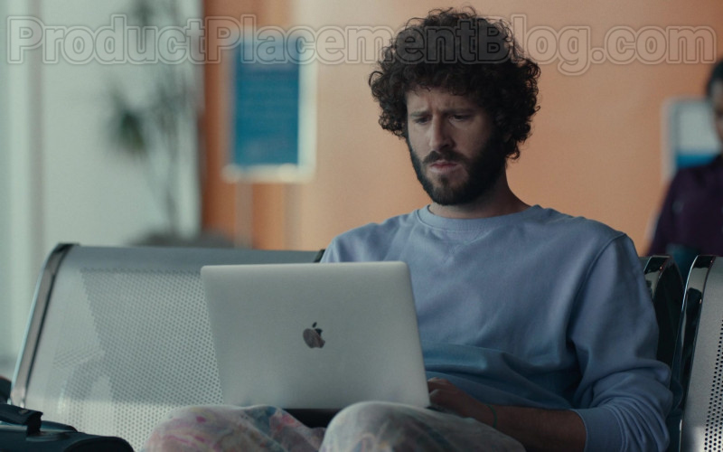 Apple MacBook Laptop Used by Lil Dicky in Dave S01E10 Jail (2020)