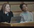 Apple MacBook Laptop in Code 404 S01E03 (2020)