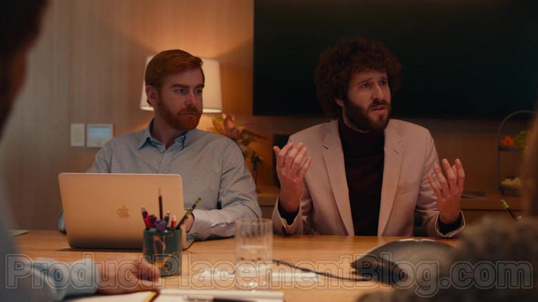 Apple MacBook Laptop of Andrew Santino in Dave S01E08