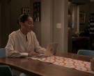 Apple MacBook Laptop of Tracee Ellis Ross in Black-ish S06E2...