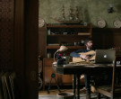 Apple MacBook Pro Laptop Used by Jim Sturgess as Matthew Lisko in Home Before Dark S01E06 (2)
