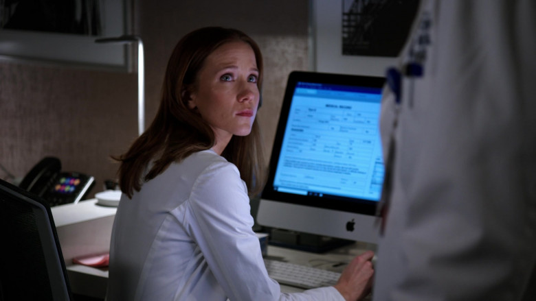 Apple iMac AIO Computers in Chicago Med S05E19 (6)
