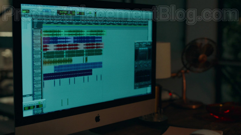 Apple iMac All-In-One Computer in Dave S01E10 Jail (2020)