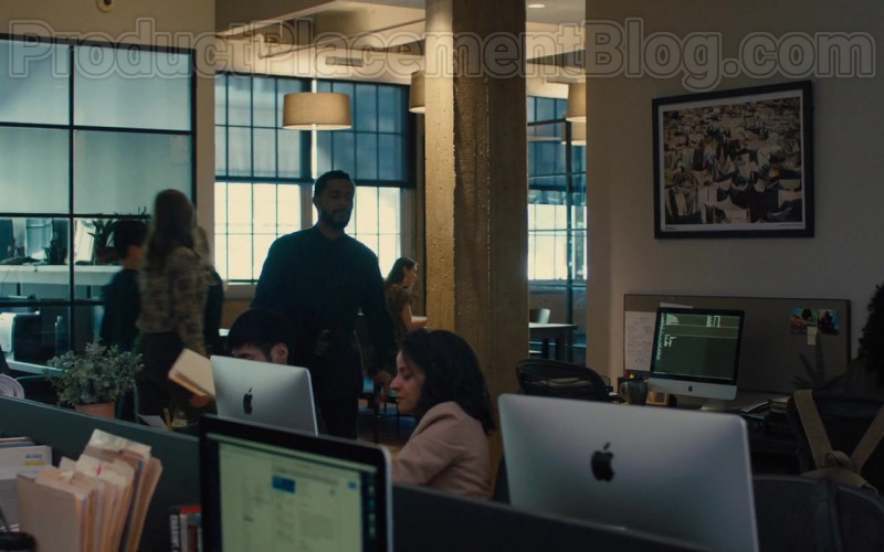 Apple iMac All-In-One Computers in The Photograph Movie (1)