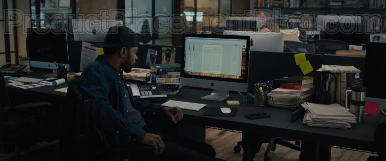 Apple iMac All-In-One Computers in The Photograph Movie (2)