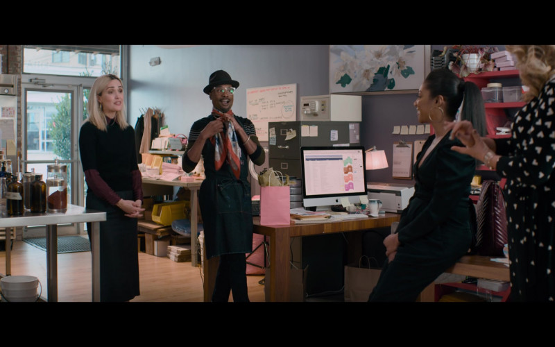 Apple iMac Computers in Like a Boss (1)
