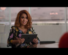 Apple iPad Tablet of Salma Hayek in Like a Boss (2)