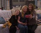 Apple iPhone Used by Juliet Donenfeld, Lily Brooks & Reylynn Caster in The Big Show Show (1)