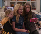 Apple iPhone Used by Juliet Donenfeld, Lily Brooks & Reylynn Caster in The Big Show Show (2)