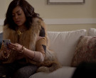 Apple iPhone White Mobile Phone of Taraji P. Henson in Empir...