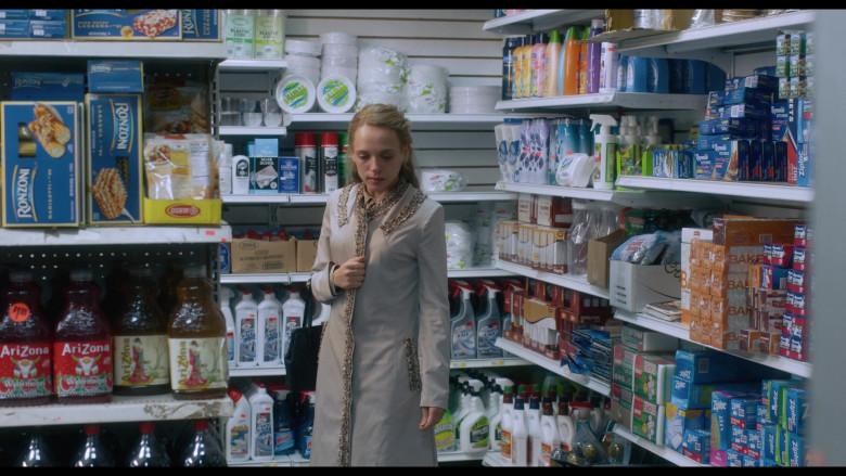 AriZona Beverages, Ronzoni and Ziploc in Unorthodox Episode 1 (2)