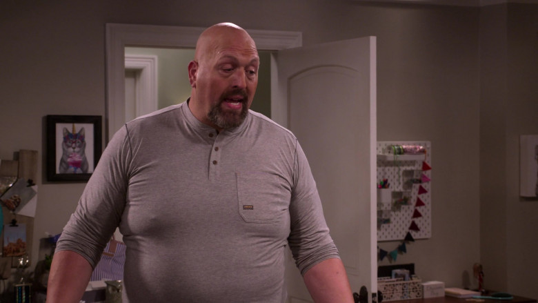 Ariat Shirt Worn by Paul Donald Wight II in The Big Show Show S01E01 (6)
