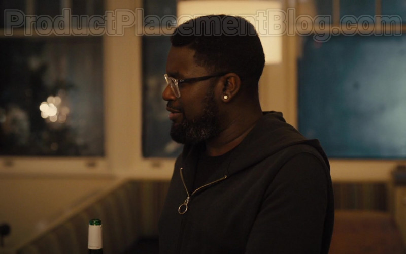 Armani Exchange Eyeglasses of Lil Rel Howery as Kyle in The Photograph 2020 Movie (1)