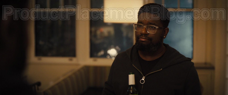 Armani Exchange Eyeglasses of Lil Rel Howery as Kyle in The Photograph 2020 Movie (2)