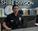 Asus Monitor Used by Melissa O'Neil as Lucy Chen in The Rookie S02E16 (2)