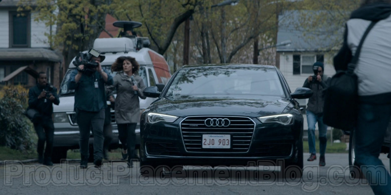 Audi A6 Car Driven by Chris Evans as Andy Barber in Defending Jacob S01E03 (2)