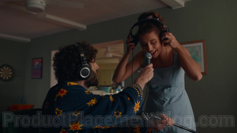 Audio-Technica Headphones of Lil Dicky in Dave S01E09 (2)