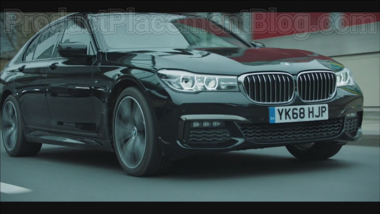 BMW 4-Series Car in Code 404 S01E04 (2020)