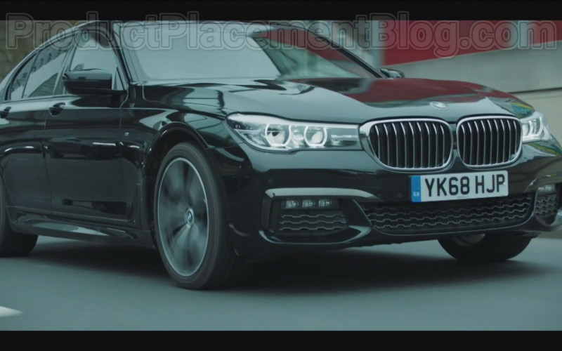 BMW 4-Series Car in Code 404 S01E04 (2020)