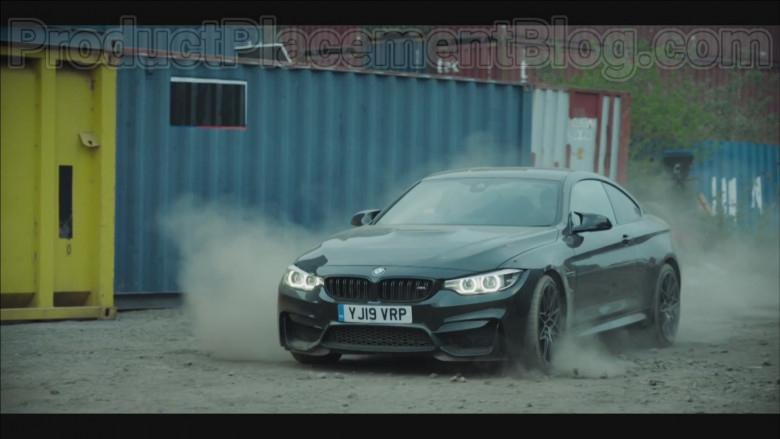 BMW M4 Black Sports Car in Code 404 Season 1 Episode 3 – 2020 (1)