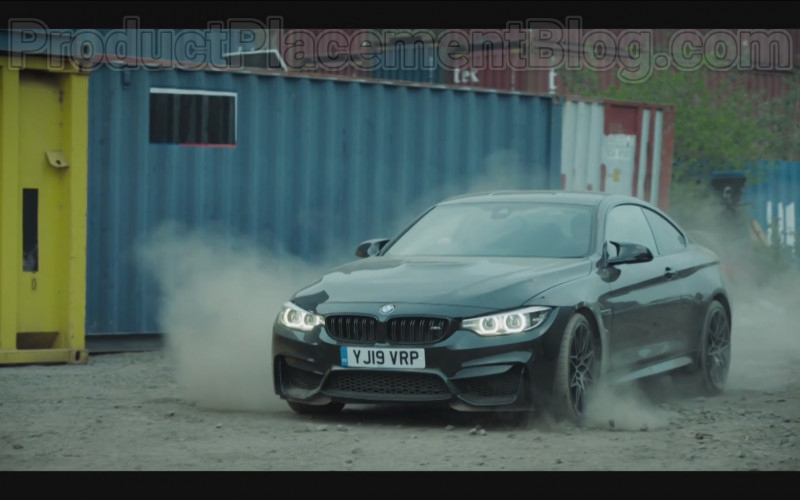 BMW M4 Black Sports Car in Code 404 Season 1 Episode 3 – 2020 (1)