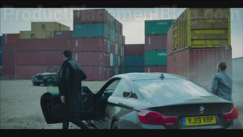 BMW M4 Black Sports Car in Code 404 Season 1 Episode 3 – 2020 (2)