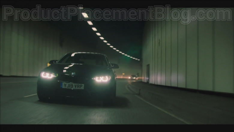BMW M4 Car Driven by Daniel Mays in Code 404 TV Series (1)