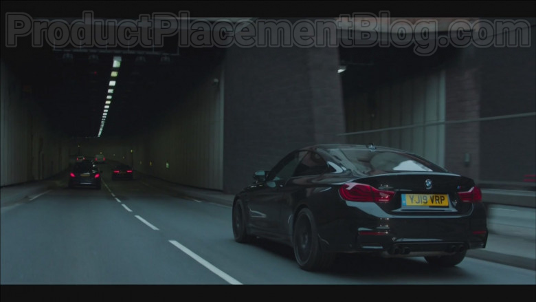 BMW M4 Car in Code 404 TV Series (1)