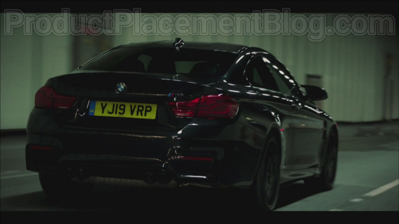 BMW M4 Car in Code 404 TV Series (2)