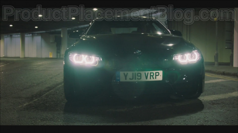 BMW M4 Car in Code 404 TV Series (3)