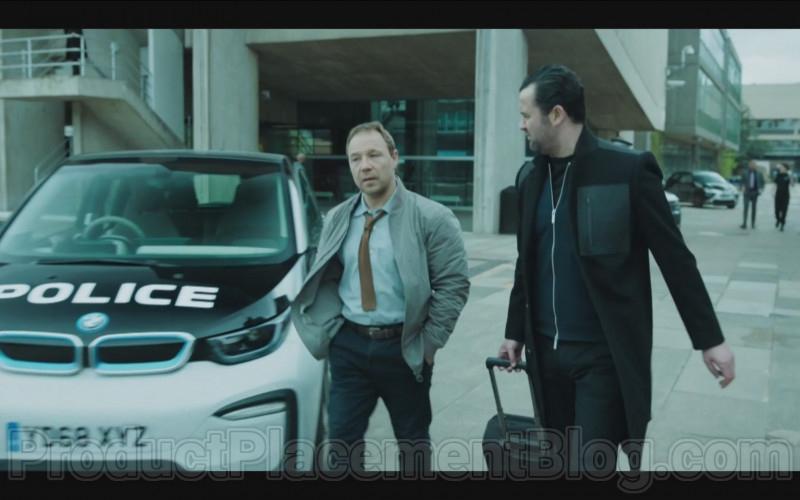 BMW i3 Car in Code 404 S01E01 (1)