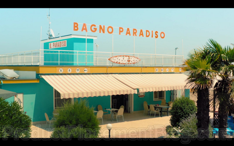 Bagno Paradiso Beach Cafe in Summertime TV Series by Netflix (1)