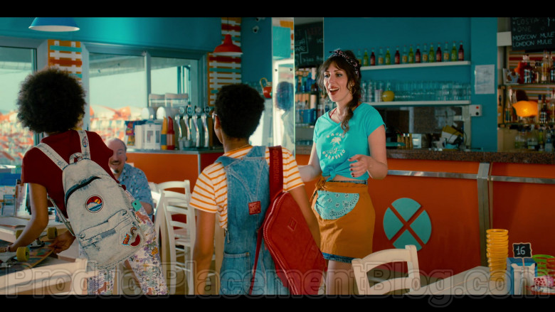 Bagno Paradiso Beach Cafe in Summertime TV Series by Netflix (2)