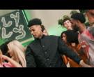 Balenciaga Black Bomber Jacket in Holy Moly by Blueface ft. NLE Choppa (2)