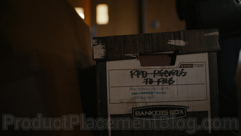 Bankers Box in Better Call Saul S05E10 Something Unforgivable