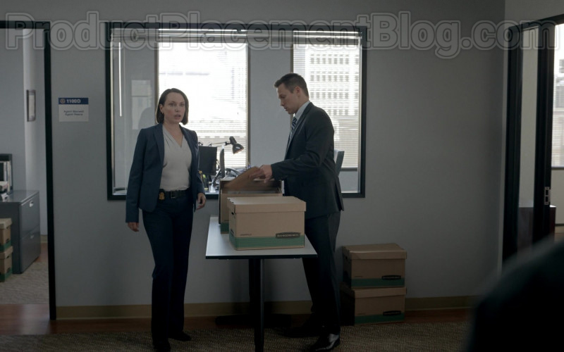 Bankers Boxes in Bosch S06E03