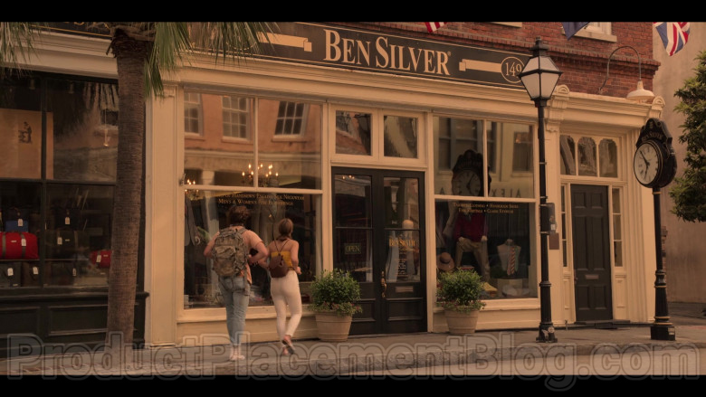 """Ben Silver Store in Outer Banks S01E04 """"Spy Games"""" (1)"""