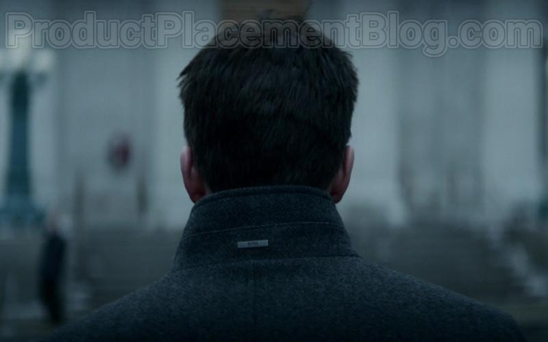 Boss Coat of Chris Evans as Andy Barber in Defending Jacob S01E01 Pilot (1)
