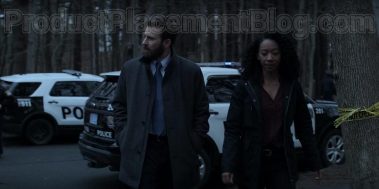 Boss Coat of Chris Evans as Andy Barber in Defending Jacob S01E01 Pilot (2)