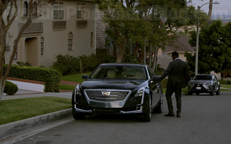 Cadillac Car Driven by Jamie Hector as Detective II Jerry Edgar in Bosch S06E10 (1)