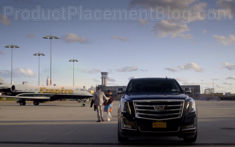 Cadillac Escalade SUV in Empire S06E18