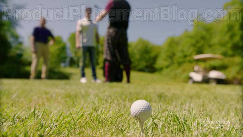 Callaway Golf Ball in Upload Season 1 (2020)