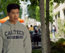 Caltech Hoodie in Never Have I Ever S01E02 ... had sex with...