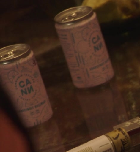 Cann Social Tonics Drink Cans in Better Things S04E07