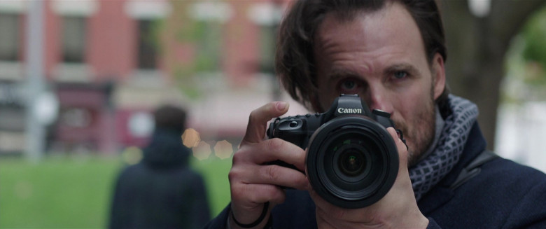 Canon Camera of Greg Bryk as Marquez in My Spy (1)