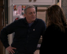 Carhartt Black Shirt Worn by Matt LeBlanc as Adam Burns in Man with a Plan S04E01 (1)