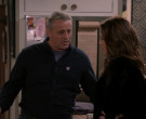 Carhartt Black Shirt Worn by Matt LeBlanc as Adam Burns in Man with a Plan S04E01 (2)