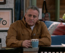 Carhartt Brown Shirt Worn by Matt LeBlanc as Adam Burns in Man with a Plan S04E01 (1)